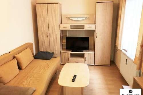 Gemütliche 1,5 Zimmer Wohnung - zentral gelegen - ab sofort verfügbar!
