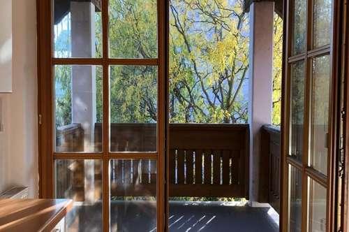 Ruhige 2 Zimmerwohnung mit Balkon - Straßgang!