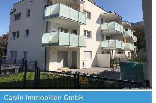 2-Zi-Terrassenbalkonwohnung 52m², Erstbezug, in Schallmoos!