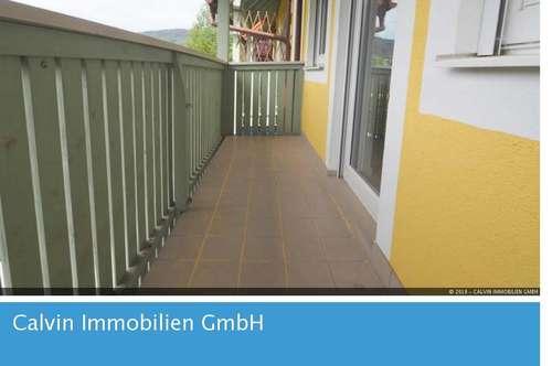 Schöne 3-Zi-Balkonwohnung am Stadtrand von Salzburg!