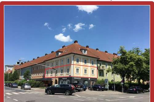 Eigentumswohnung / Atelier / Büro in Klagenfurt - Waidmannsdorf