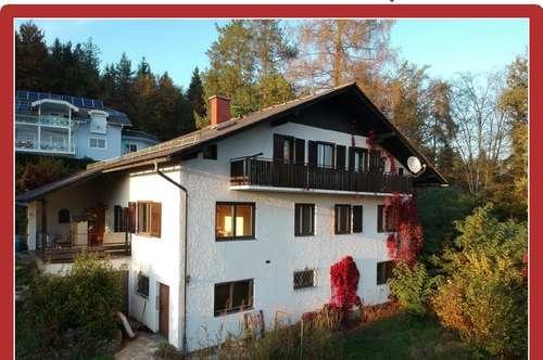 Landhaus in traumhafter Panoramalage, wenige Minuten zum Wörthersee