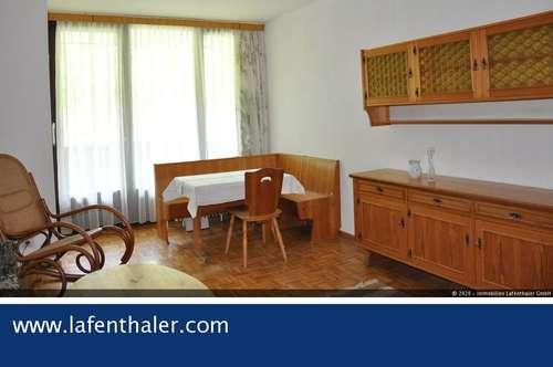 FERIENWOHNUNG (Zweitwohnsitz) mit 1,5 Zimmer in bester Zentrumslage von Bad Hofgastein und direkt am Kurpark