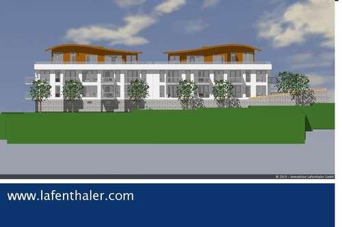 EXKLUSIVE Neubauwohnungen in modernem Doppelhaus, herrliche Ruhelage, fast im Zentrum von Bad Hofgastein