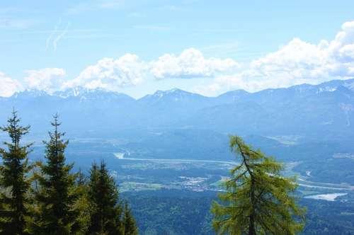 Alpiner Wohntraum mit eindrucksvoller Aussicht