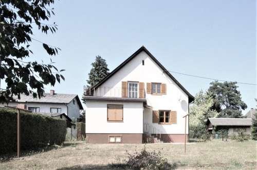 Ältere und sanierungsbedürftige Häuser gesucht