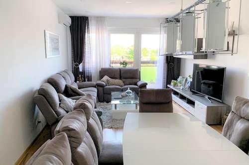 Moderner Familientraum mit Balkon, Garage und 5 Zimmer!