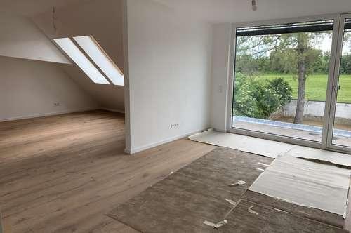 ERSTBEZUG: 3 Zimmer Familientraum mit Terrasse und Garten!