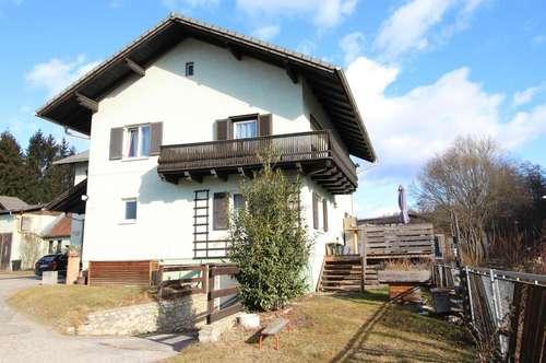 Sonniges Einfamilienhaus mit großzügiger Terrasse