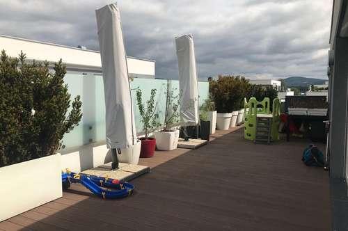 Wohntraum für höhere Ansprüche - mit herrlicher Dachterrasse