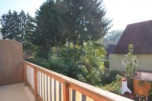 Heimeliges Juwel mit sonnigem Balkon