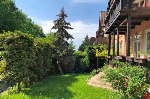 Rarität in Greifenstein : verträumtes Juwel mit Garten