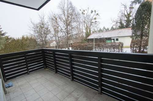 Geräumige Ruheoase mit herrlichem Balkon!