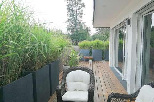 Neuwertiger Terrassentraum in Ruhelage- Dachgeschoss!!!