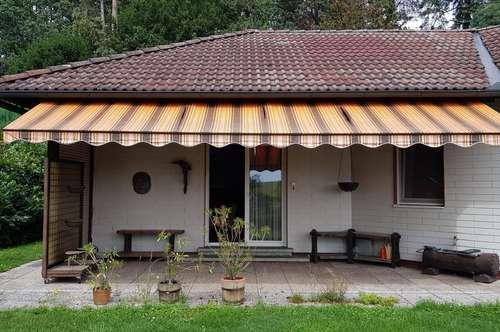 Idyllisches Landhaus mit Garten