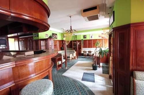 Clubhaus mit hervorragendem Potential!
