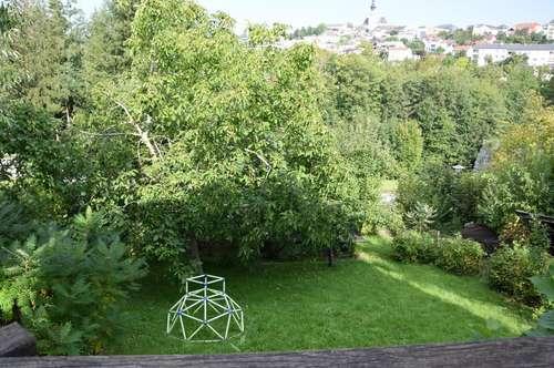 Der Sommer kommt... Sonnen-Terrasse und eigener Garten