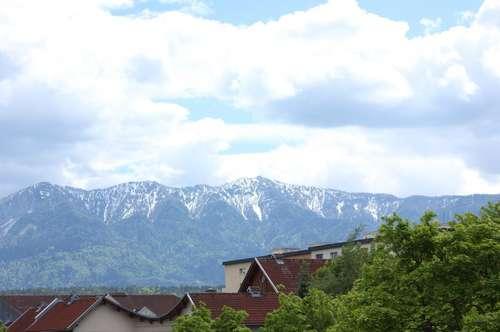Traumhaftes Wohnerlebnis mit Bergblick