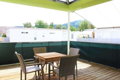 Qualitativer Wohntraum über den Dächern Viktrings