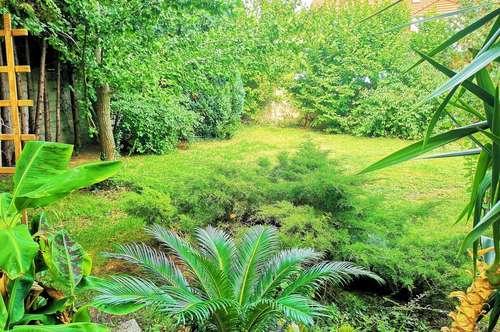 Ruhiger Wohntraum mit herrlichem Garten!