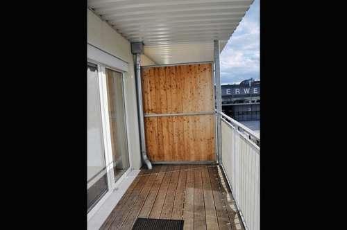 Modernes Wohnerlebnis mit großzügigem Balkon