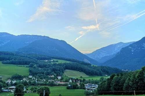 Landhaus an der Rax mit unglaublichem Panoramablick!
