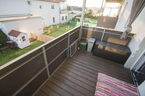 Freundliche Pärchenwohnung mit herrlichem Balkon!