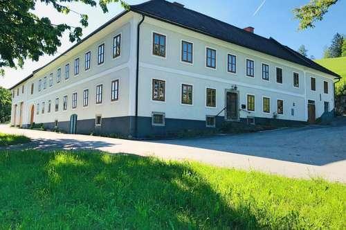 Grosszüger Vierkanthof mit eindrucksvollen 31Hektar Land!