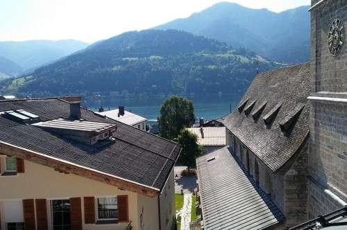 Dachgeschosswohnung am Stadtplatz von Zell am See