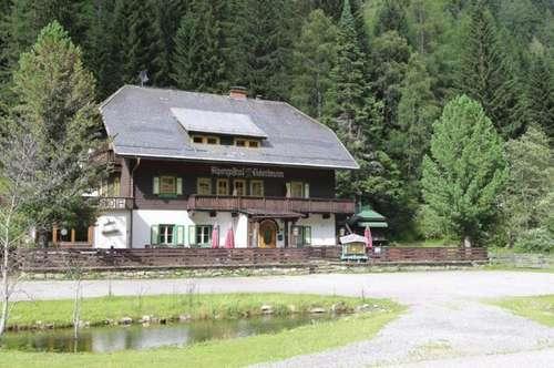 Ehemaliges Gasthaus in einzigartiger Ruhelage in Mallnitz
