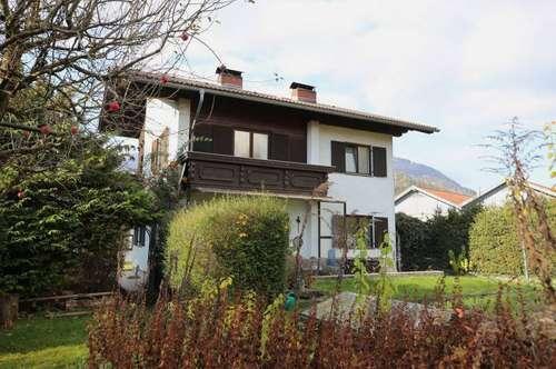 Familienwohnsitz in schöner Lage in Möllbrücke