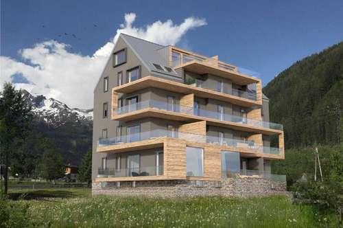 Wohnen im Nationalpark Hohe Tauern in Mallnitz