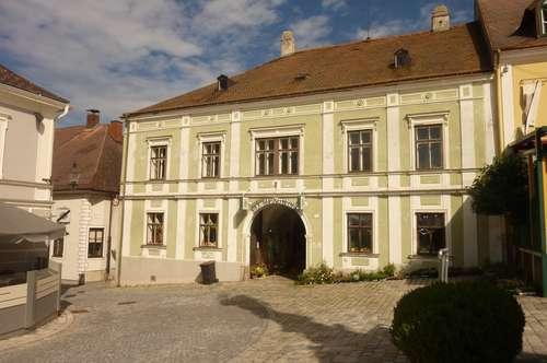 Ehrwürdiges historisches Stadthaus im Altstadtzentrum von Weitra
