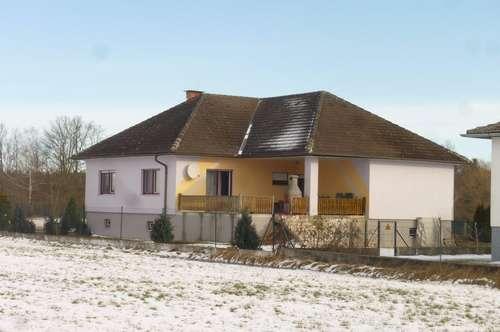 Einfamilienhaus in Ortsrandlage Nähe Gmünd