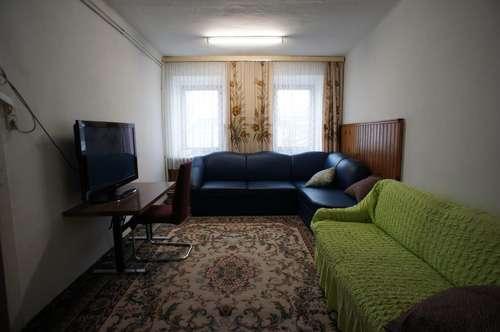 Liegenschaft mit Einfamilienhaus, Schuppen und Garage