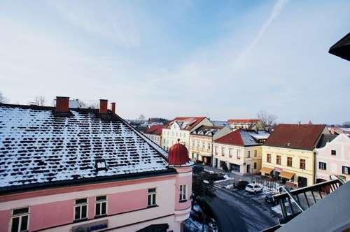 Stadtwohnung mit Terrasse