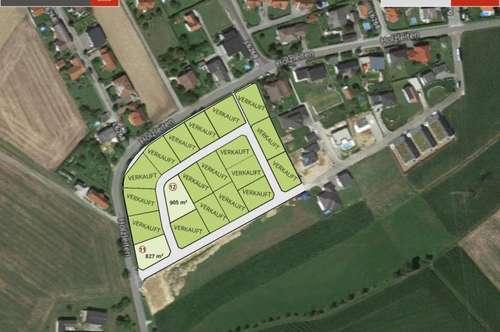 Grund mit hervorragender Lage + Ziegelmassivhaus in Stadt Haag ab € 290.500,-