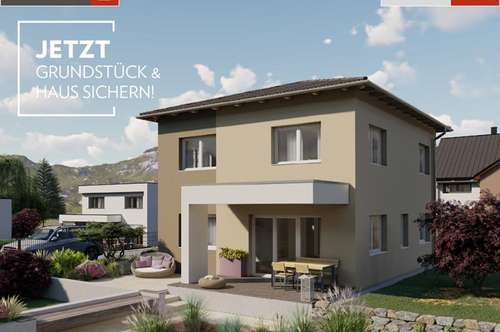 Ebenfurth: Ihr Ziegelhaus + Grund in TOP Lage ab € 466.255,-