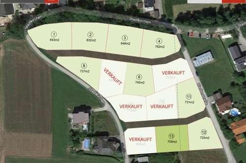 Dietach: 9 Grundstücke inkl. Ziegelmassivhaus ab € 346.044,-