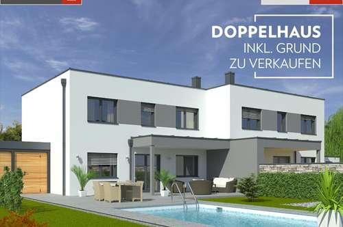 Leombach: Doppelhaushälfte+Grund ab € 309.575,-