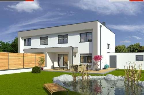 Pinsdorf: TOP Doppelhaushälfte inkl. Grund ab € 370.269,-