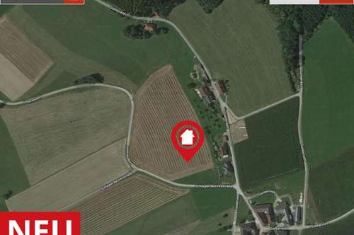 ST.OSWALD bei Haslach: Grund inkl. Haus ab € 261.000,-