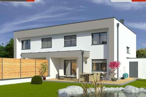 Doppelhaushälfte aus Ziegel+Grund in Ohlsdorf ab € 338.734,-