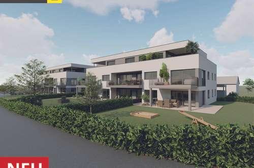 ***Hochwertige Eigentumswohnungen  im Ortskern von Pettenbach***