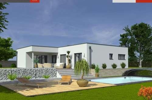 Bad Hall - Ziegelmassivhaus ab € 379.210,- inkl. 800m² Grund