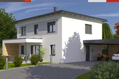 Bad Hall - Ziegelmassivhaus ab € 388.935,- inkl. 790m² Grund