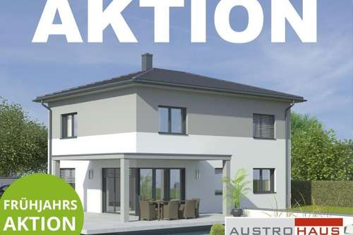 Aktion - Modernes Ziegelhaus in Ansfelden ab €  216.398,-