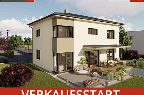 Verkaufsstart: Ziegelhaus + Grund in Pucking ab € 368.290,-
