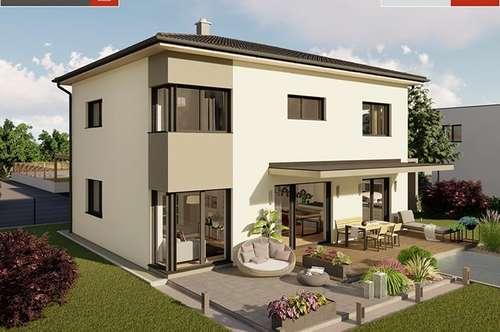 Ziegelhaus + 548 m² Grund in Pucking ab € 377.560,-