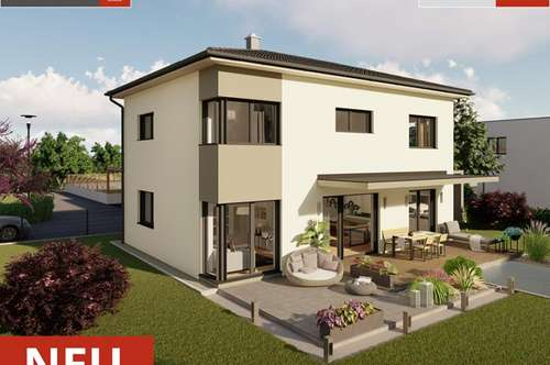 Aktion: Haus in Bad Hall ab € 355.860,- inkl. 700 m² Grund